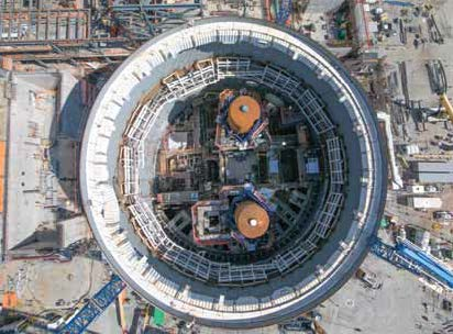 Vogtle Unit construction